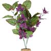 Imagitarium Purple Cluster Silk Aquarium Plant - Thumbnail-1