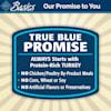 Blue Buffalo Blue Basics Turkey & Potato Biscuits Dog Treats, 6 oz. - Thumbnail-6