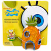 Penn Plax SpongeBob & Pineapple House Aquarium Ornament, Pack of 2 ornaments - Thumbnail-1