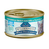 Blue Buffalo Blue Wilderness Wild Delights Chicken & Trout Morsels in Gravy Canned Adult Cat Food, 3 oz., Case of 24 - Thumbnail-1