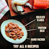 Wellness CORE Signature Selects Natural Grain Free Flaked Skipjack Tuna & Salmon Wet Cat Food, 2.8 oz. - Thumbnail-5