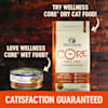 Wellness CORE Signature Selects Natural Grain Free Flaked Skipjack Tuna & Salmon Wet Cat Food, 2.8 oz. - Thumbnail-7