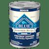 Blue Buffalo Blue Homestyle Recipe Senior Chicken Dinner with Garden Vegetables Wet Dog Food, 12.5 oz., Case of 12 - Thumbnail-1