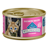 Blue Buffalo Blue Wilderness Kitten Salmon Recipe Wet Cat Food, 3 oz., Case of 24 - Thumbnail-1