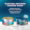 Blue Buffalo Blue Healthy Gourmet Pate Ocean Fish & Tuna Adult Canned Cat Food, 3 oz., Case of 24 - Thumbnail-2