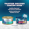 Blue Buffalo Blue Healthy Gourmet Flaked Fish & Shrimp Entree Wet Cat Food, 3 oz., Case of 24 - Thumbnail-2