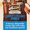 Merrick Chunky Grain Free Carver's Delight Dinner Wet Dog Food, 12.7 oz., Case of 12 - Thumbnail-3