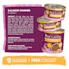 Soulistic Moist & Tender Salmon Dinner in Gravy Wet Cat Food, 3 oz., Case of 12 - Thumbnail-5