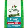 Greenies Fresh Regular Dental Dog Treats, 12 oz., Count of 12 - Thumbnail-1