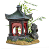 Imagitarium Asian Gazebo with Bamboo Ornament - Thumbnail-1