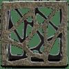 Imagitarium Resin Rustic Cube Aquatic Decor - Thumbnail-1