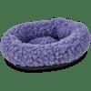 "You & Me Small Animal Fleece Bed, 6.5"" - Thumbnail-2"