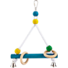 You & Me Bird Perch Swing with Bells, Medium - Thumbnail-1