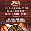 Merrick Backcountry Chunky Venison + Beef in Gravy Grain Free Wet Dog Food, 12.7 oz., Case of 12 - Thumbnail-10
