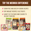 Merrick Lil' Plates Grain Free Dainty Duck Medley Small Breed Wet Dog Food, 3.5 oz., Case of 12 Cups - Thumbnail-10