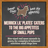 Merrick Lil' Plates Grain Free Tiny Thanksgiving Day Dinner Small Breed Wet Dog Food, 3.5 oz., Case of 12 Cups - Thumbnail-3