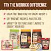 Merrick Lil' Plates Grain Free Little Lamb Chops Stew Small Breed Wet Dog Food, 3.5 oz., Case of 12 Cups - Thumbnail-9