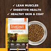 Instinct Original Grain-Free Recipe with Real Chicken Freeze-Dried Raw Coated Dry Dog Food, 22.5 lbs. - Thumbnail-6