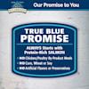 Blue Buffalo Blue Wilderness Denali Biscuits with Wild Salmon Venison & Halibut Grain-Free Natural Crunchy Dog Treats, 8 oz. - Thumbnail-3