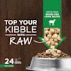 Instinct Freeze-Dried Raw Boost Mixers Grain-Free Lamb Recipe Dog Food Topper, 0.9 oz. - Thumbnail-5