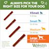 Whimzees Large Stix Dog Treats, 7 Pieces - Thumbnail-6