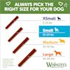 Whimzees Small Stix Dog Treats, 28 Pieces - Thumbnail-6