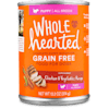 WholeHearted Grain Free Puppy Chicken and Vegetable Recipe Wet Dog Food, 13.2 oz., Case of 12 - Thumbnail-1
