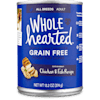 WholeHearted Grain Free Adult Chicken and Fish Recipe Wet Dog Food, 13.2 oz., Case of 12 - Thumbnail-1