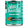 WholeHearted Grain Free Adult Lamb and Carrot Recipe Wet Dog Food, 13.2 oz., Case of 12 - Thumbnail-1