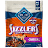 Blue Buffalo Blue Sizzlers Bacon-Style Dog Treats, 15 oz. - Thumbnail-1
