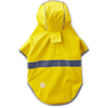 Good2Go Reversible Dog Raincoat in Yellow, Extra Small - Thumbnail-3