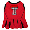 Pets First Texas Tech Raiders Cheerleading Outfit, X-Small - Thumbnail-1