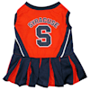 Pets First Syracuse Orange Cheerleading Outfit, X-Small - Thumbnail-1