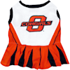 Pets First Oklahoma State Cowboys Cheerleading Outfit, X-Small - Thumbnail-1