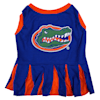 Pets First Florida Gators Cheerleading Outfit, X-Small - Thumbnail-1