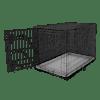 """You & Me 1-Door Folding Dog Crate, 36"""" L x 22.5"""" W x 24.9"""" H - Thumbnail-1"""