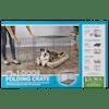 """You & Me 1-Door Folding Dog Crate, 36"""" L x 22.5"""" W x 24.9"""" H - Thumbnail-8"""