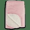 "Harmony Cozy Sherpa Pet Throw in Pink, 24"" x 24"" - Thumbnail-1"
