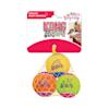 KONG SqueakAir Birthday Ball Dog Toy, Medium - Thumbnail-2