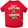 Pets First Maryland Terrapins NCAA T-Shirt, X-Small - Thumbnail-1