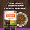 Instinct Original Grain-Free Recipe with Real Rabbit Freeze-Dried Raw Coated Dry Dog Food, 4 lbs. - Thumbnail-6