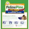 Feline Pine Plus Cedar Natural Clumping Litter, 12 lbs. - Thumbnail-2