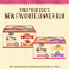 Merrick Lil' Plates Small Breed Grain Free Mini Medley Pack Wet Dog Food, 3.5 oz., Case of 12 - Thumbnail-5