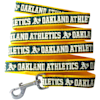 Pets First Oakland Athletics Leash, Small - Thumbnail-1