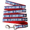 Pets First Chicago Cubs Leash, Small - Thumbnail-1
