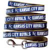 Pets First Kansas City Royals Leash, Small - Thumbnail-1