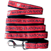 Pets First Washington Nationals Leash, Small - Thumbnail-1