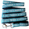 Pets First Seattle Mariners Leash, Small - Thumbnail-1