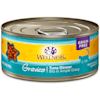 Wellness Complete Health Natural Canned Grain Free Gravies Tuna Dinner Wet Cat Food, 5.5 oz., Case of 12 - Thumbnail-1