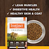 Instinct Original Grain-Free Recipe with Real Chicken Freeze-Dried Raw Coated Dry Cat Food, 11 lbs. - Thumbnail-6
